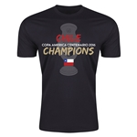 Chile Copa America 2016 Centenario Winners T-Shirt (Black)