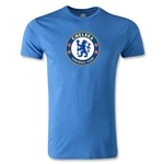 Chelsea Crest Men's Fashion T-Shirt (Heather Royal)