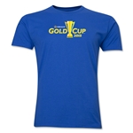 CONCACAF Gold Cup 2015 Men's Fashion T-Shirt (Royal)