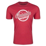 CONCACAF Gold Cup 2015 Canada Men's Fashion T-Shirt (Heather Red)