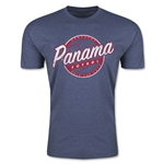 CONCACAF Gold Cup 2015 Panama Men's Fashion T-Shirt (Blue)
