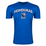 Honduras CONCACAF 2015 Men's Olympic Qualifying Men's Fashion T-Shirt (Royal)