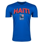 Haiti CONCACAF 2015 Men's Olympic Qualifying Men's Fashion T-Shirt (Royal)