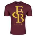 Barcelona Graphic Linked T-Shirt (Maroon)