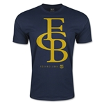 Barcelona Graphic Linked T-Shirt (Navy)