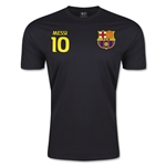 Barcelona Messi T-Shirt (Black)