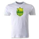 FC Nantes Crest Men's Fashion T-Shirt (White)