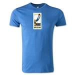 1930 FIFA World Cup Logo Men's Fashion T-Shirt (Heather Royal)