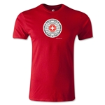 1954 FIFA World Cup Logo Men's Fashion T-Shirt (Red)