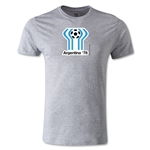 1978 FIFA World Cup Logo Men's Fashion T-Shirt (Gray)