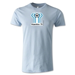 1978 FIFA World Cup Logo Men's Fashion T-Shirt (Sky Blue)