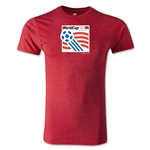 1994 FIFA World Cup Logo Men's Fashion T-Shirt (Heather Red)