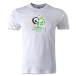 2006 FIFA World Cup Logo Men's Fashion T-Shirt (White)