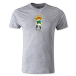 1970 FIFA World Cup Juanito Mascot Men's Fashion T-Shirt (Gray)