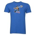1994 FIFA World Cup Striker Mascot Men's Fashion T-Shirt (Heather Royal)