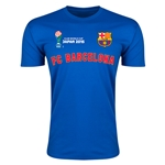 Barcelona FIFA Club World Cup Japan 2015(TM) Arc Men's Shirt (Royal)