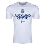 Auckland City FIFA Club World Cup Japan 2015(TM) Men's Badge Shirt (White)