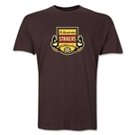 Ft. Lauderdale Strikers Men's Fashion T-Shirt (Brown)