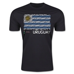 FIFA U-20 World Cup Uruguay T-Shirt (Black)