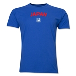 Japan FIFA U-17 Women's World Cup Costa Rica 2014 Men's Core T-Shirt (Royal)