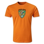 Jaguares de Chiapas Men's Fashion T-Shirt (Orange)