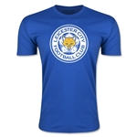 Leicester City Crest T-Shirt (Royal)