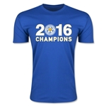 Leicester City 15/16 Premier League Champions T-Shirt (Royal)