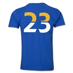 Leicester City Player Number 23 T-Shirt (Royal)