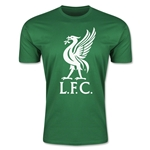 Liverpool Liver Bird Men's T-Shirt (St. Patrick's Day)