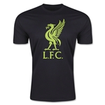 Liverpool Hi Vis T-Shirt (Black)