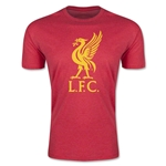 Liverpool Halftone T-Shirt (Heather Red)