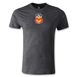 Morelia Monarcas Small Logo Men's Fashion T-Shirt (Dark Gray)