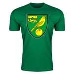 Norwich City Core Men's Fashion T-Shirt (Green)