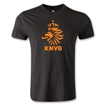 Netherlands Men's Fashion T-Shirt (Black)