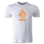 Netherlands Men's Fashion T-Shirt (White)