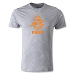 Netherlands Men's Fashion T-Shirt (Gray)