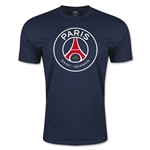 Paris Saint-Germain Men's Fashion T-Shirt (Navy)