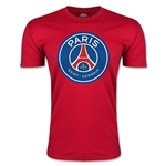 Paris Saint-Germain Men's Fashion T-Shirt (Red)