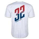 Paris Saint-Germain David Luiz Player T-Shirt (White)