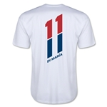 Paris Saint-Germain Di Maria Player T-Shirt (White)