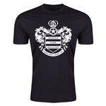 Queens Park Rangers Core Men's Fashion T-Shirt (Black)