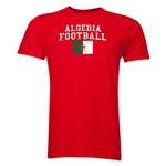 Algeria Football T-Shirt (Red)