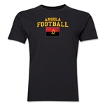 Angola Football T-Shirt (Black)