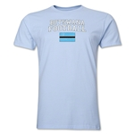 Botswana Football T-Shirt (Sky)