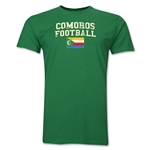 Comoros Football T-Shirt (Green)