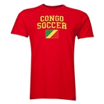 Congo Soccer T-Shirt (Red)