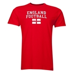 England Football T-Shirt (Red)