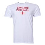 England Football T-Shirt (White)