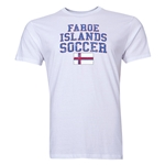 Faroe Islands Soccer T-Shirt (White)