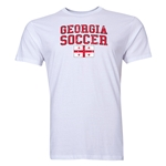 Georgia Soccer T-Shirt (White)